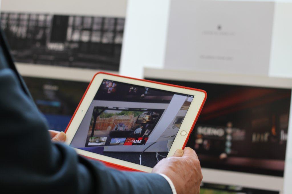 experience vr tablette app chipo y juan agence sarlat